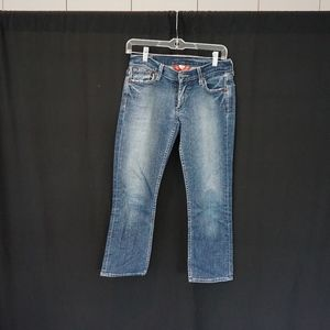 Lucky Crop Jeans